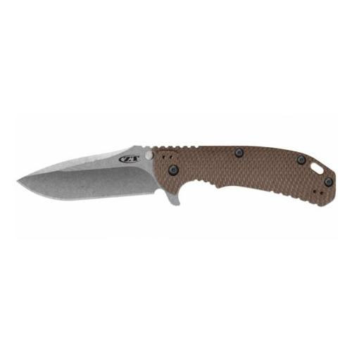 ZT Zero Tolerance 0561 Hinderer Collaboration Dark Earth Scale Folder