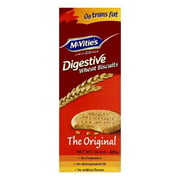 McVities Digestive Wheat Biscuits, 14.1 Oz (Pack of 12)