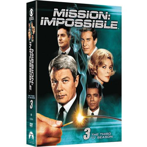 Mission: Impossible: The Complete Third Season (Full Frame)