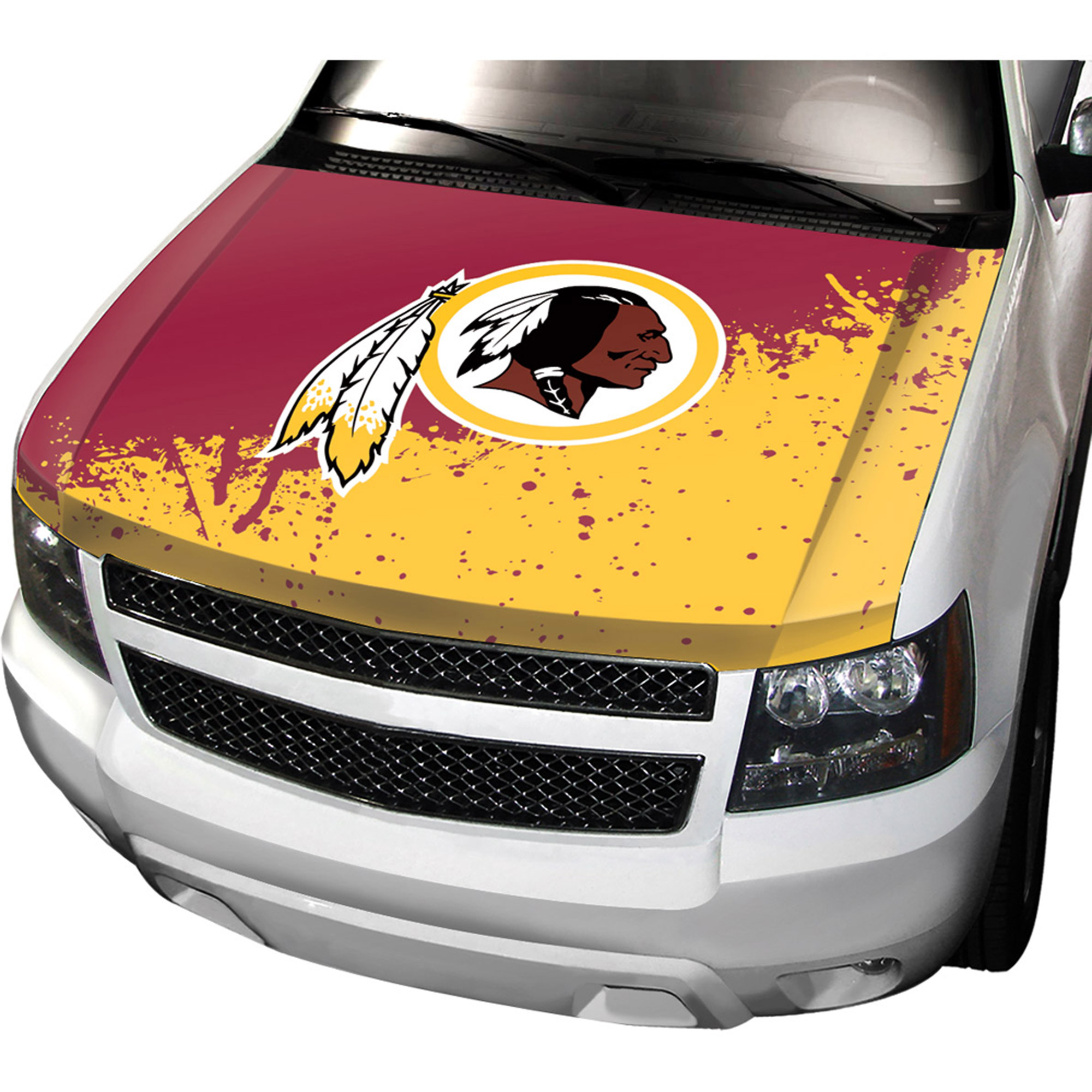 Washington Redskins NFL Hood Cover