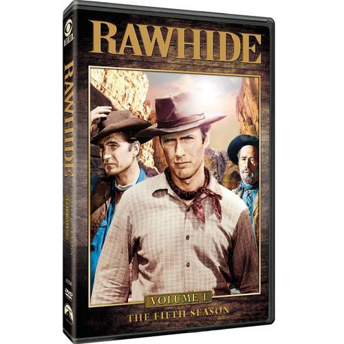 Rawhide: The Fifth Season, Volume One (Full Frame)
