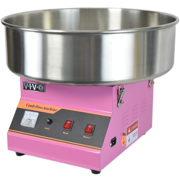 Commercial Cotton Candy Machine / Floss Maker Pink