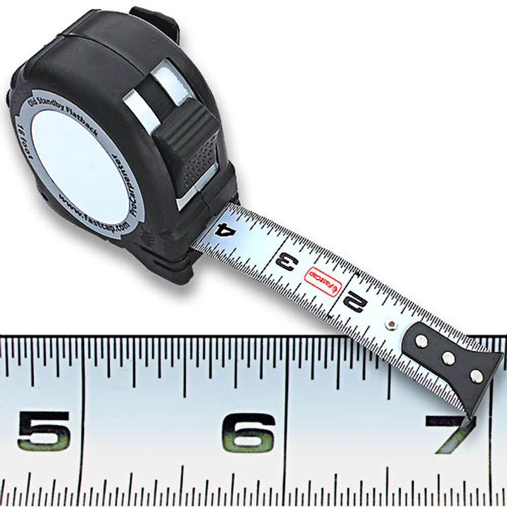 Fastcap 16' Old Standby Flatback Tape Measure