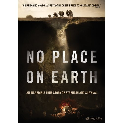 No Place On Earth (Widescreen)