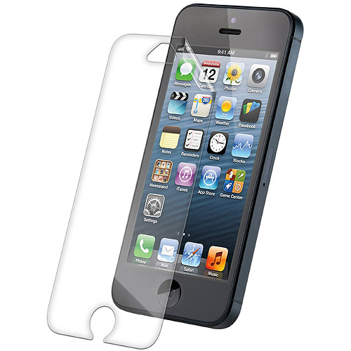 ZAGG invisibleSHIELD for Apple iPhone 5 Case Friendly Screen Protector