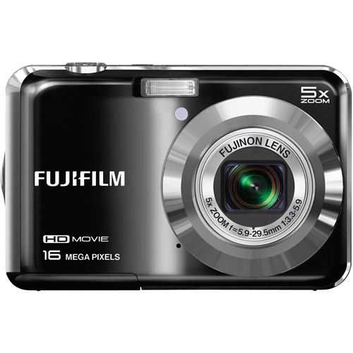 FUJIFILM AX655 Digital Camera with 16 Megapixels and 5x Optical Zoom