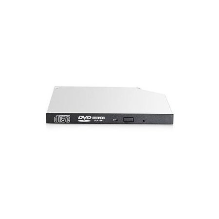 HP Internal 9.5mm SATA DVD-ROM JackBlack Optical Drive