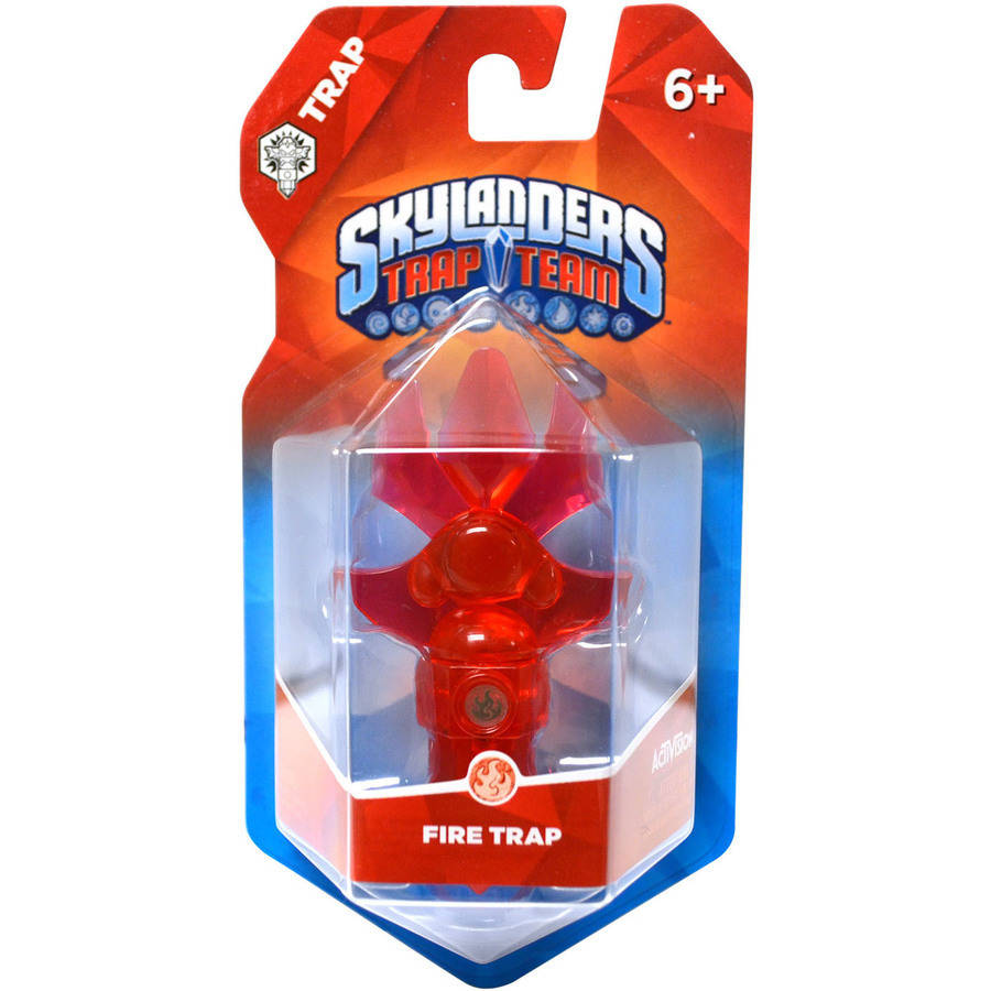 Skylanders Trap Team: Fire Flower Fire Scepter (Universal)