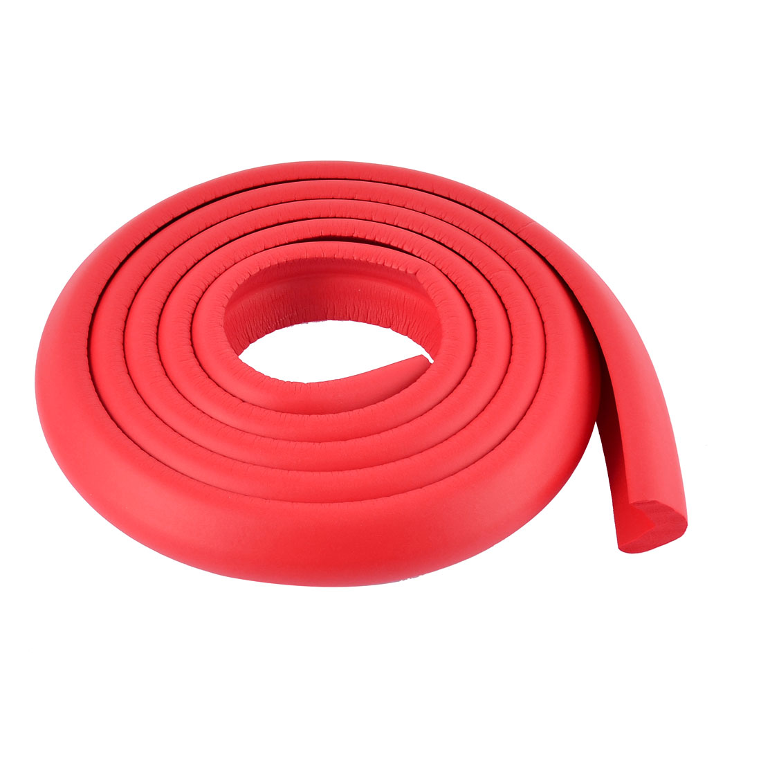 Furniture Table Corner Edge Softner Guard Protector Bumper Cushion Red