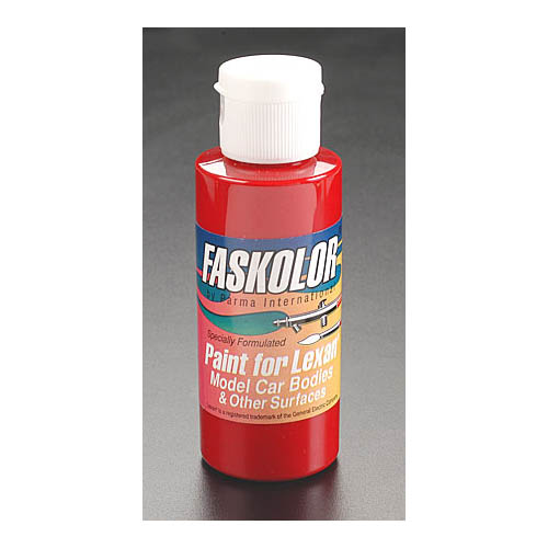 40307 Faslucent Red 2 oz Multi-Colored