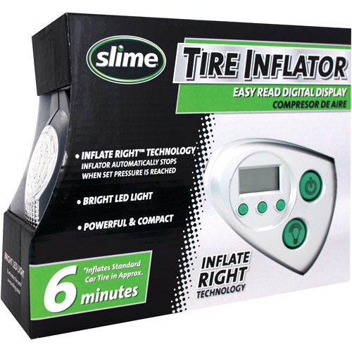 Slime Digital Tire Inflator