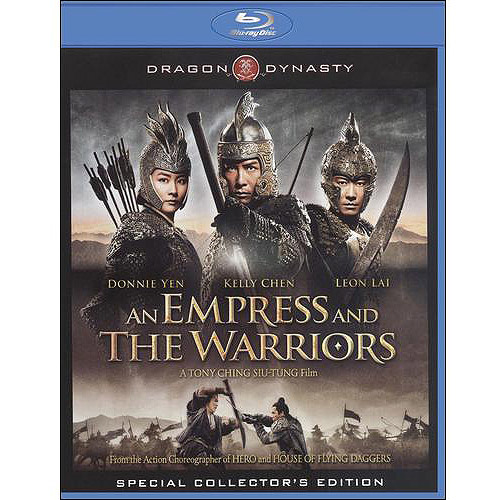 An Empress And The Warriors (Blu-ray) (Widescreen)