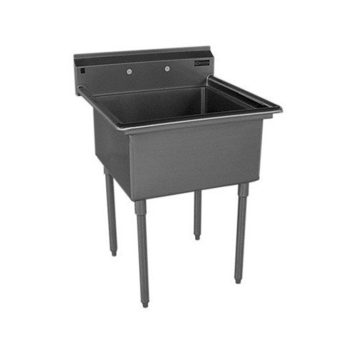 Griffin 22'' x 25.5'' Single Bowl Scullery Sink