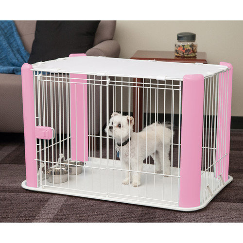 IRIS Deluxe Pet Play Pen
