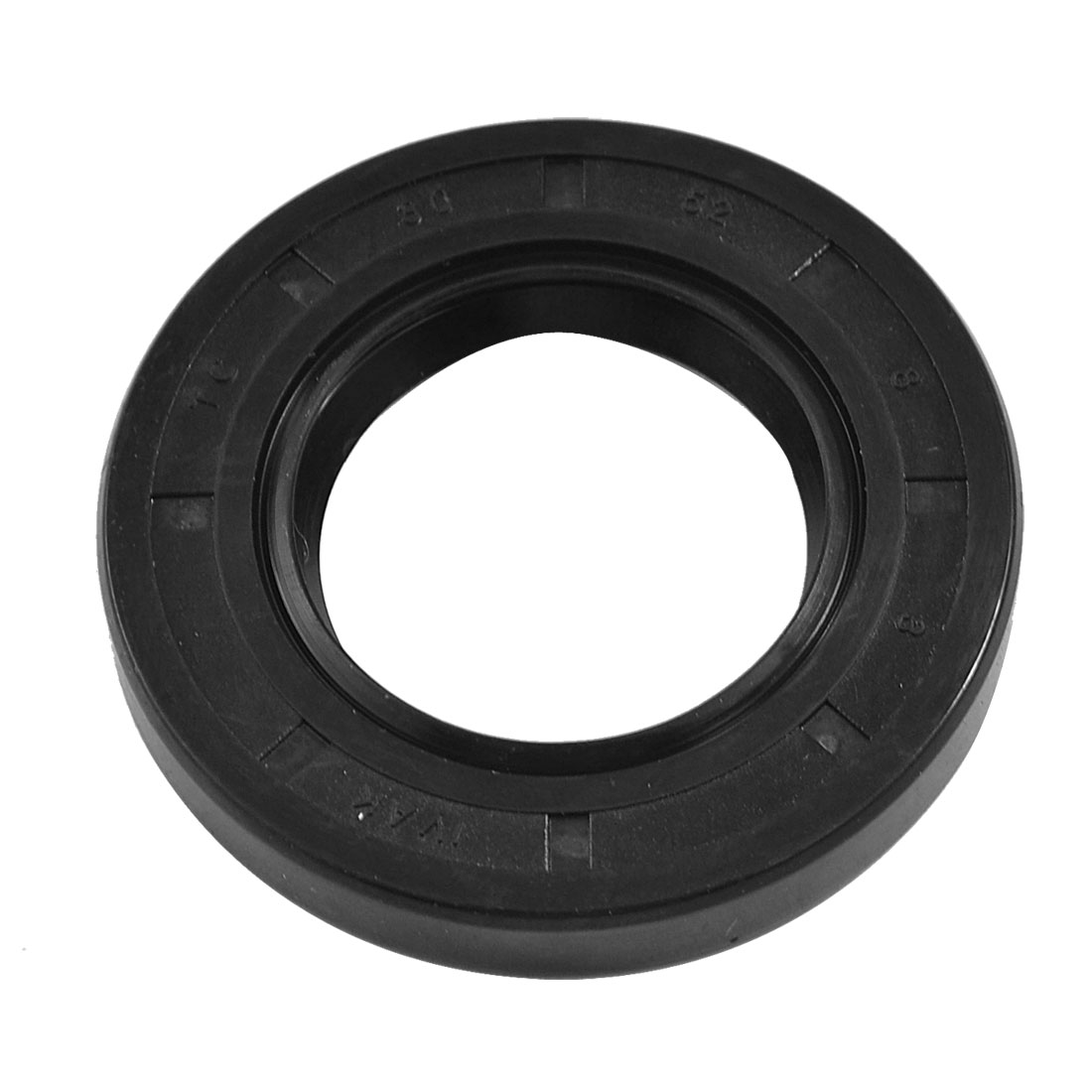 30mm x 52mm x 8mm Metric Double Lipped Rotary Shaft Oil Seal TC - image 1 of 1