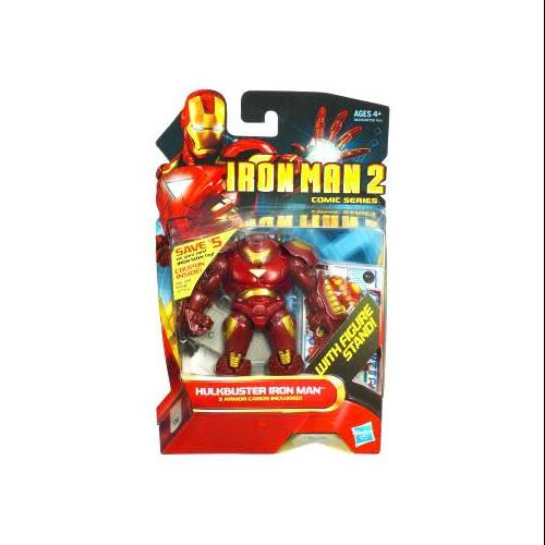 Comic Series Hulkbuster Iron Man Action Figure