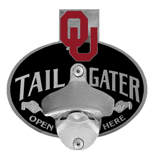 Oklahoma Tailgater Hitch Cover