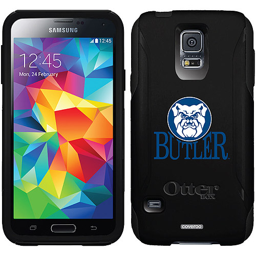 Butler Face On Top Design on OtterBox Commuter Series Case for Samsung Galaxy S5