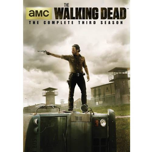WALKING DEAD-SEASON 3 (DVD/5 DISC)