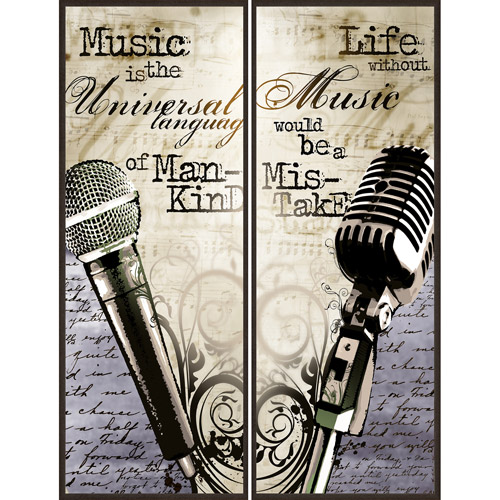 Life with Music, Set of 2