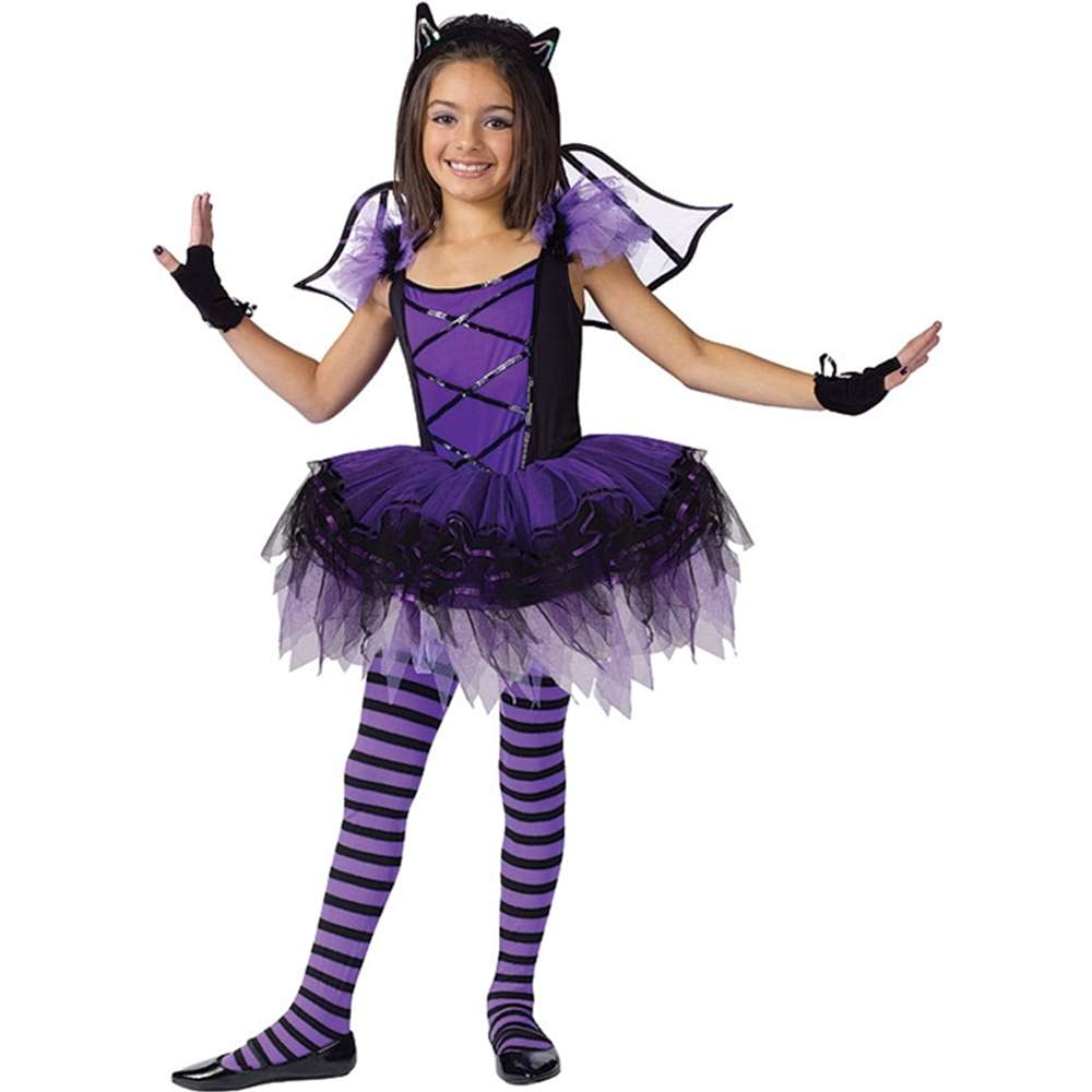 Batarina Child Halloween Costume