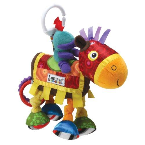Lamaze Early Development Toy, Sir Prance A Lot Multi-Colored