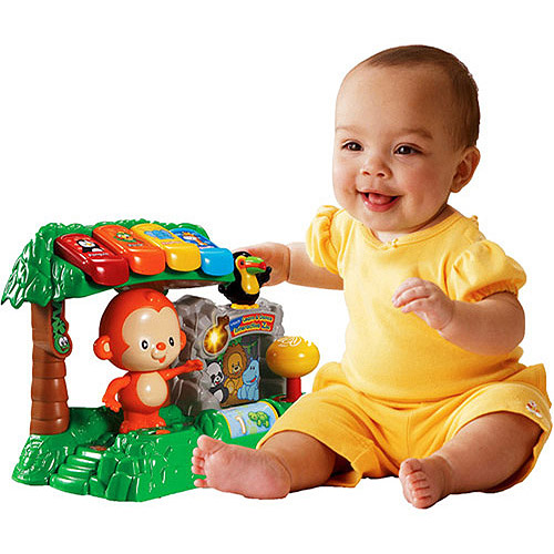 VTech - Learn & Dance Interactive Zoo