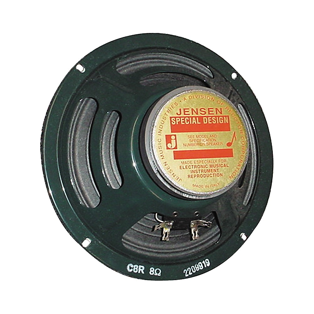 "Jensen C8R 25W 8"" Replacement Speaker  8 Ohm"