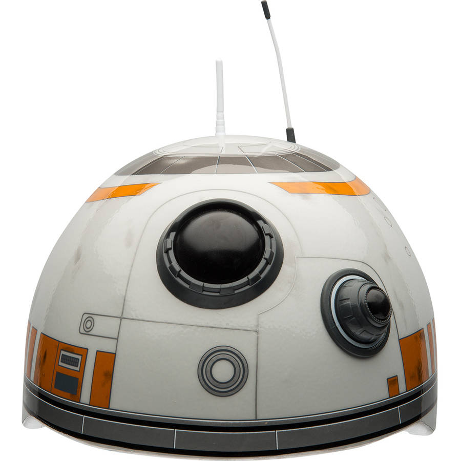 Bell Star Wars 7068753 Star Wars Episode 7 BB-8 Droid Toddler Multisport Helmet, White