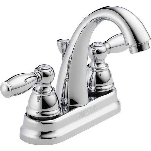 Peerless Centerset Lavatory Faucet, Available in Various Colors