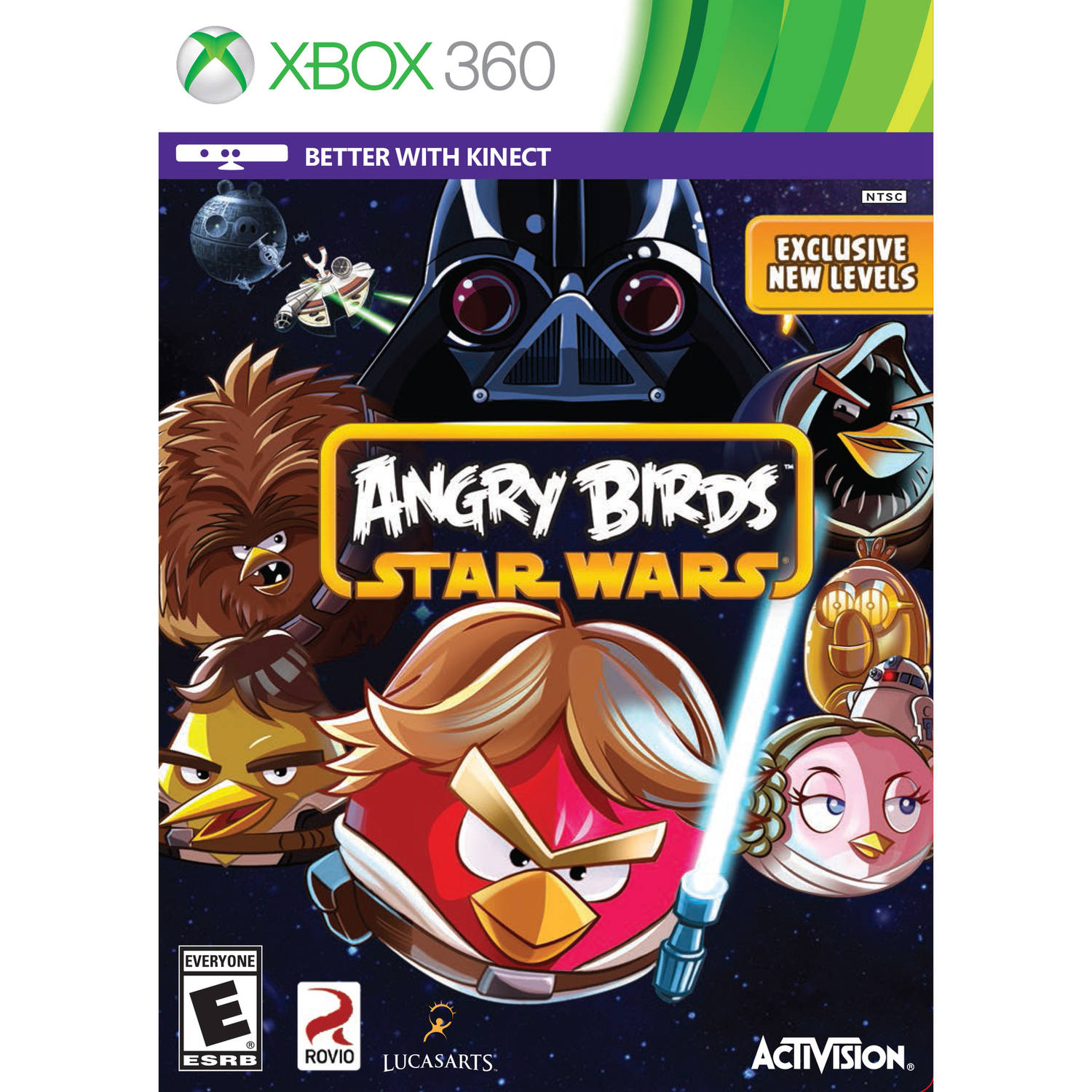 Angry Birds Star Wars (Xbox 360) - Pre-Owned
