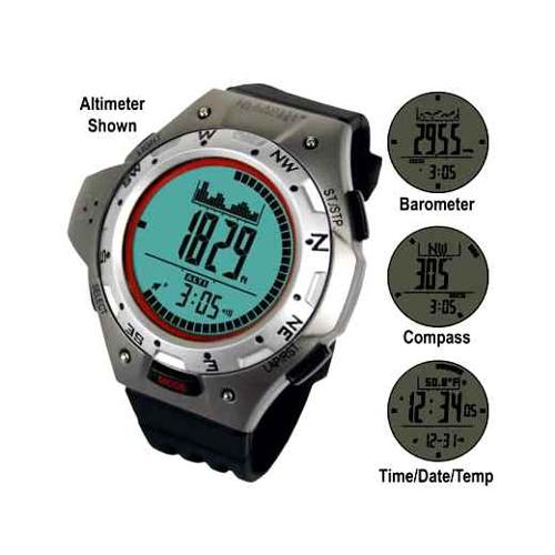 La Crosse Technology XG-55 Digital Altimeter Watch w Compass