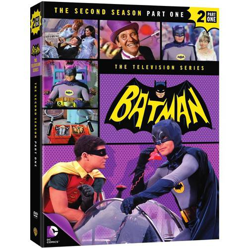 Batman: The Second Season Part One