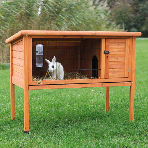 Trixie Pet Products Natura 1-Story Small Animal Hutch