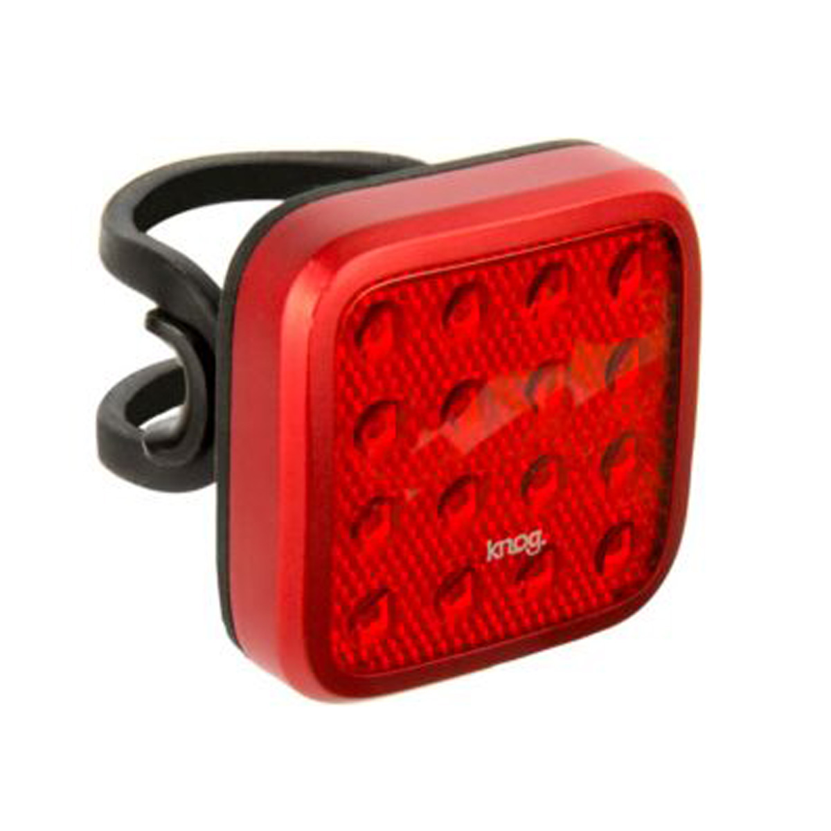 Knog Blinder Mob Kid Grid Bicycle Tail Light - w/Red Light
