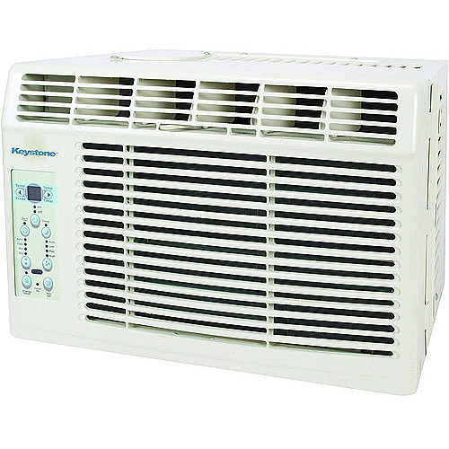 Keystone KSTAW06A High Efficiency 6,000-BTU Room Window Air Conditioner