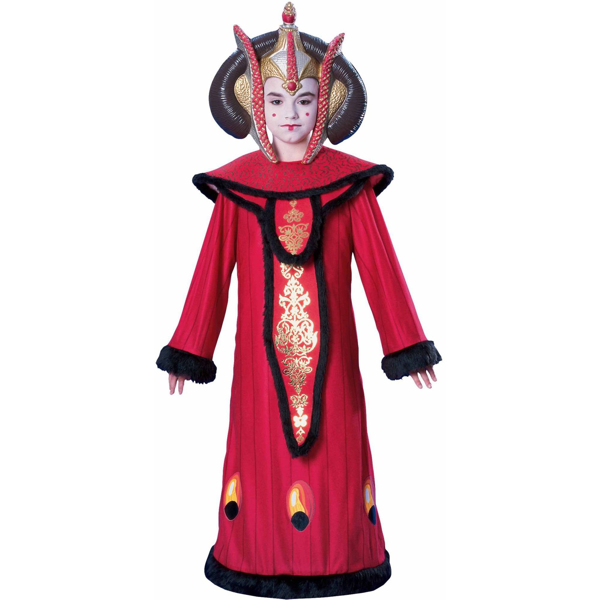 Star Wars Deluxe Queen Amidala Child Halloween Costume