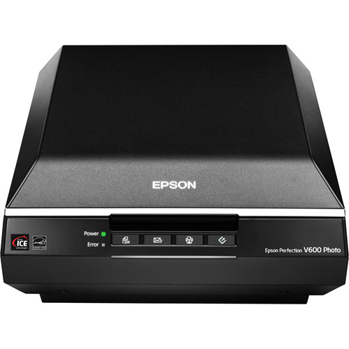 Epson Perfection V600 Photo Scanner