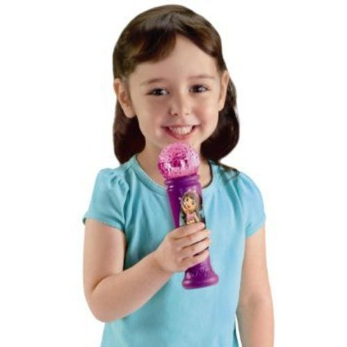 Fisher-Price Dora the Explorer Singing Star Microphone