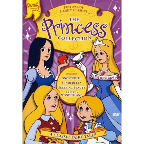 The Festival Of Family Classics: Princess Collection (Full Frame)