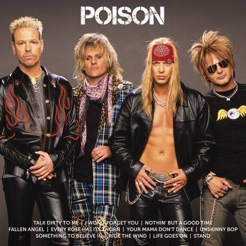 Icon Series: Poison