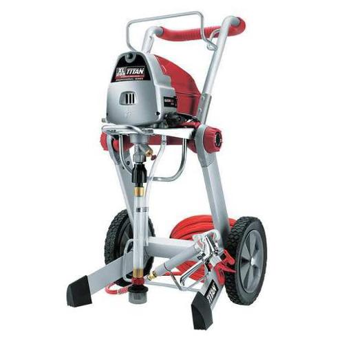 TITAN XL295 Airless Paint Sprayer,5/8 HP,0.32 gpm