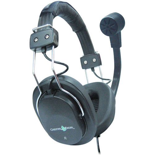 Chester Creek HP-003-VC ChesterHeadphone w/mic