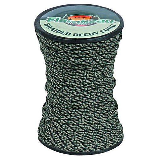 Flambeau Outdoors 200' Braided Cord for Duck Decoys