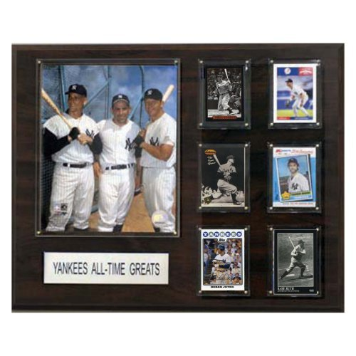 MLB 16 x 20 in. New York Yankees All-Time Greats