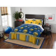 NBA Golden State Warriors Bed In Bag Set