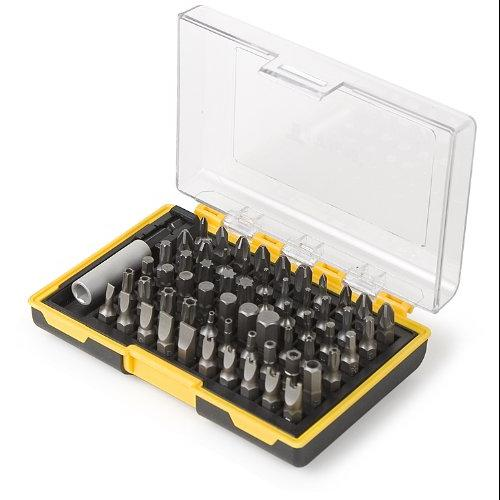 Titan Bit Set - 61 Piece 16061