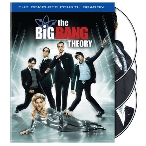 BIG BANG THEORY-COMPLETE 4TH SEASON (DVD/4 DISC/WS-16:9/VIVA)