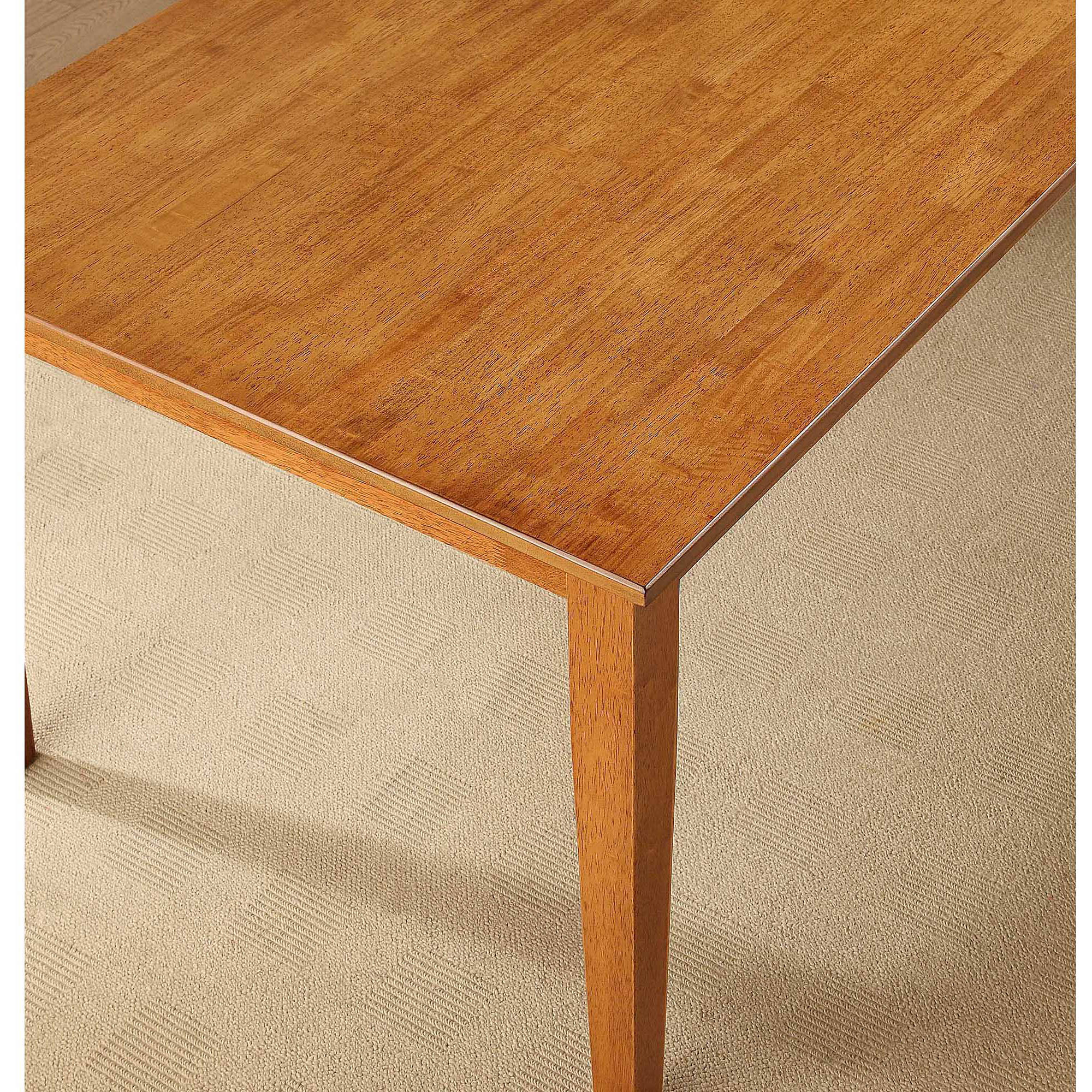 Better Homes and Gardens Bankston Dining Table, Honey