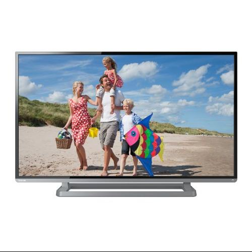 "Toshiba 50l2400u 50"" 1080p Led-lcd Tv - 16:9 - 1920 X 1080 - Dts Trusurround - 2 X Hdmi - Usb - Media Player"